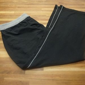 Jones of New York strip waistband pants Petite